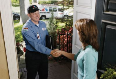 in-home estimate from Barlow Service Experts Heating & Air Conditioning